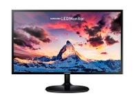 SAMSUNG 24IN LED 1920X1080 16:9 4MS 2PL S24F350FH 250CD VGA/HDMI BLK IN (LS24F350FHUXEN)