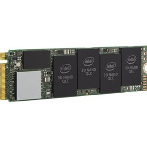 INTEL SSD 660P 512GB M.2 80mm PCIe 3.0 x4 3D2 QLC Retail Box Single Pack (SSDPEKNW512G8X1)