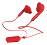 DEFUNC HYBRID BLUETOOTH (RED)