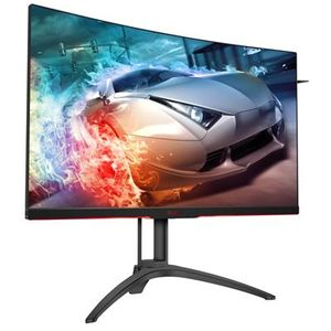 AOC Dis 32 AOC AG322QC4 WQHD Gaming Curved 16:9, 4ms, VGA, 2xHDMI, 2xDP, SP (AG322QC4)