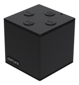 DEFUNC Travel S, Bluetooth speaker, black (D2051)