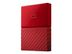 WESTERN DIGITAL HDD EXT My Passport 2TB Red Worldwide