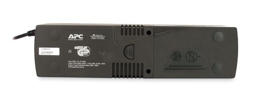 APC SURGEARREST & BATTERY BACKUP 325VA BS1363 NS (BE325-UK)