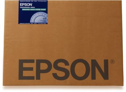 EPSON ENHANCED POSTERBOARD A3+ MATTE DOUBLE SIDED NS (C13S042110)