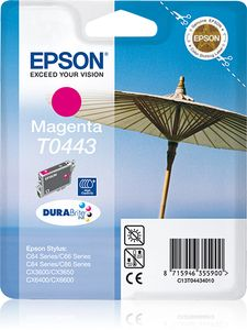 EPSON Ink Cart/ Magenta high capacity Stylus (C13T04434020)