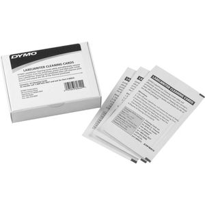 DYMO LabelWriter Cleaning cards (10) (60622               )