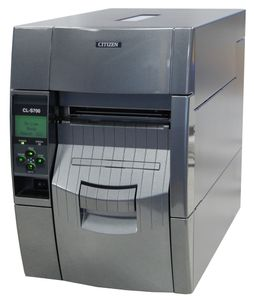 CITIZEN CL-S700R Label Printer, DT/TT, 203dpi, Internal Rewind (1000794)