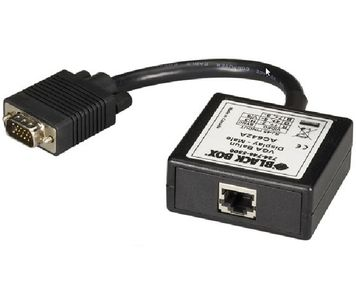 BLACK BOX VGA BALUN - DISPLAY, HD15 M (AC642A)