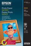 EPSON Paper/ Photo Glossy A3 20sh (C13S042536)