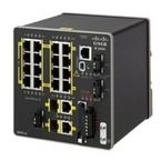 CISCO IE 2000U 16X10/ 100.2 FE SFP 2 T/SFP GE PORTS WITH 1588       IN CPNT
