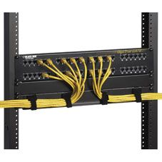 """BLACK BOX CABLE MANAGER HOOK-AND-LOOP - 19"""" (JPM525A-R2)"""