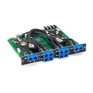 BLACK BOX MULTI PRO SWITCHING SYSTEM, A/B SWITCH CARD, MULTIMODE,   DUAL 2-TO-1, LATCHING - MULTIMODE,   SC, DUAL 2-TO-1 (SM772A)