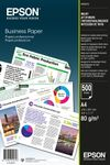EPSON BUSINESS PAPER 80GSM 500 SHEETS CONSUMABLES: A4.80G/M SUPL
