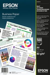 EPSON Paper/ Business 80gsm A4 500 sheets (C13S450075)