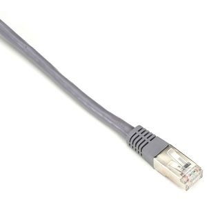 BLACK BOX CAT6 S/STP PATCH CABLE (PIMF) - GRAY, 7.6M (EVNSL0272GY-0025)