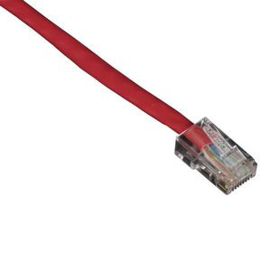 BLACK BOX GIGABASE UTP CABLE - RED, 2.1M (EVNSL53-0007)