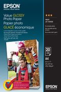 EPSON Paper/ Value Glossy Photo A4 20sh