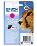 EPSON INK CARTR DURABRITE MAGENTA T0713 RF/AM TAGS SUPL