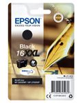 EPSON 16XXL ink cartridge black extra high capacity 1.000 pages 1-pack (C13T16814012)