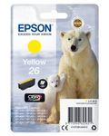 EPSON Ink/26 Polar Bear 4.5ml YL SEC