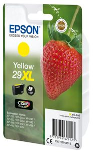 EPSON Ink/29XL Strawberry 6.4ml YL SEC (C13T29944022)