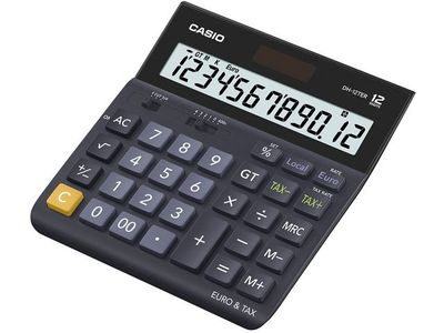 CASIO Bordregner CASIO DH-12TER (DH-12TER)