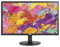 "AOC 22"" LED E2280SWHN 1920x1080, 5ms, 20M:1, Speakers, VGA/HDMI"