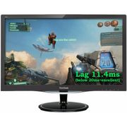 "VIEWSONIC 24"" LED FreeSynC VX2457-MHD 1920x1080, 75hz, 1ms, 1000:1, Speakers, VGA/HDMI/DP"