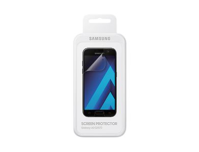 SAMSUNG Screen Protector for Galaxy A3 (2017) (ET-FA320CTEGWW)