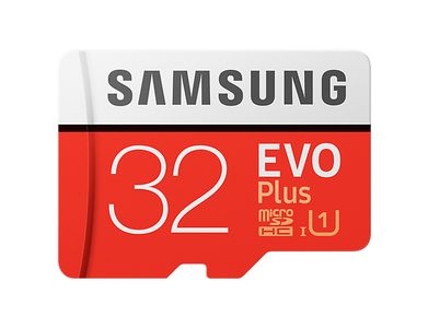 SAMSUNG EU MicroSDXC Card Evo+ Class 10 32GB With adapter (MB-MC32GA)