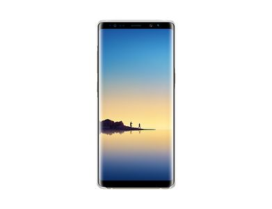 SAMSUNG Clear Cover Transparent,  for Galaxy Note8 (EF-QN950CTEGWW)