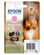 EPSON 378XL Light Magenta Ink Cartridge (With Security)