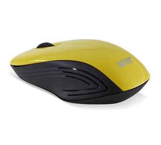 ACER MOUSE.WIRELESS.TROPICAL.YELLOW (NP.MCE1A.00E)