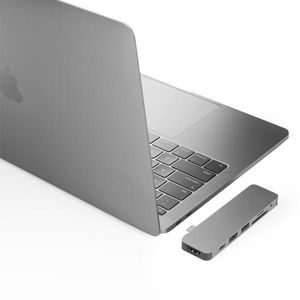 HYPER - Hyperdrive Solo Hub for Macbook (Space Gray) (GN21D-GRAY)
