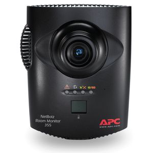 APC NetBotz-Room-Monitor 355 with 120/ 240V-PoE-Injector (NBWL0356A)
