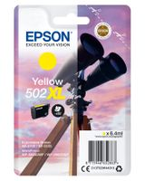 EPSON Ink/502XL Binocular 6.4ml YL SEC