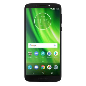 "MOTOROLA moto g6 play, 14,5 cm (5.7""""), 32 GB, 13 MP, Android, 8 Oreo, Sort (PA9W0044DE)"