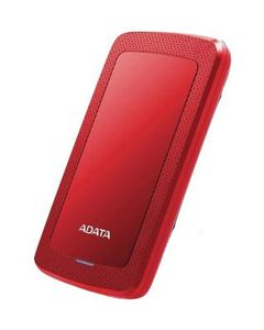 A-DATA ADATA AHV300 5TB External HDD USB3.1 Red (AHV300-5TU31-CRD)