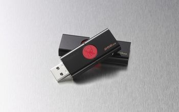 KINGSTON 128GB USB 3.0 DataTraveler 106 (DT106/128GB)