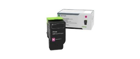 LEXMARK 78C0U30 Magenta Ultra High Yield Toner Cartridge (78C0U30)