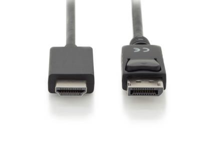 ASSMANN Electronic DisplayPort Adapter Cable DP - HDMI type A Factory Sealed (AK-340303-020-S)
