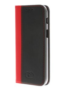 INSMAT EXCLUSIVE FLIPCASE GALAXY A3 2017 BLACK/RED (650-2635)