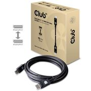 Club 3D Club3D DisplayPort 1.4 HBR3 8K60Hz Cable Male/Male 3M