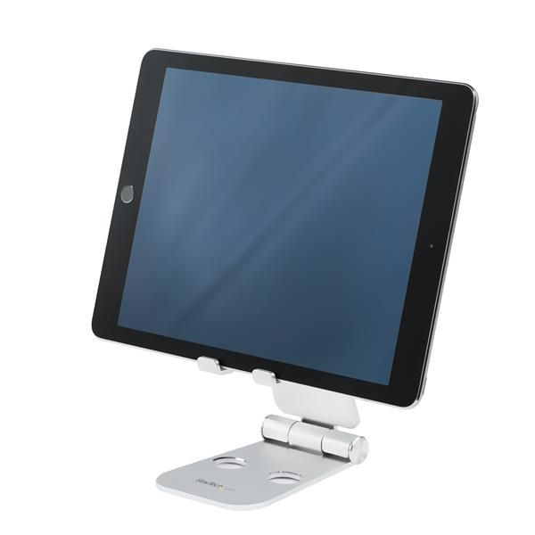 STARTECH SMARTPHONE AND TABLET STAND PORTABLE AND FOLDABLE - ALUMINUM ACCS (USPTLSTND)