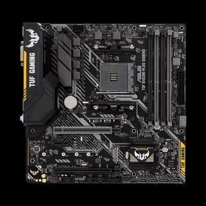 ASUS TUF B450M-PLUS GAMING AM4 Micro-ATX (90MB0YQ0-M0EAY0)