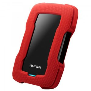 A-DATA HD330 2TB External HD Red (AHD330-2TU31-CRD)
