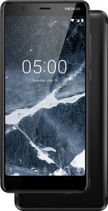 NOKIA 5.1 - Black (11CO2B01A04)