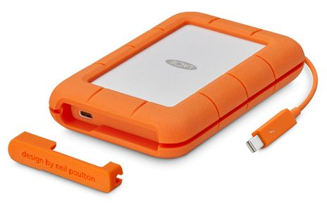 LACIE Rugged Thunderbolt USB-C (STFS2000800)