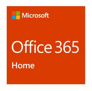 MICROSOFT OFF 365 HOME ENGLISH EUROZONE SUBSCR 1YR MEDIALESS P4          EN PKC (6GQ-01076)