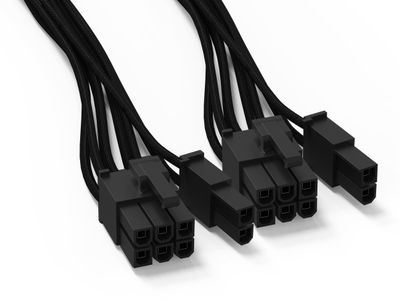 BE QUIET! Netzteil ZUB BeQuiet PCIe Power Cable CP-6620 (BC071)